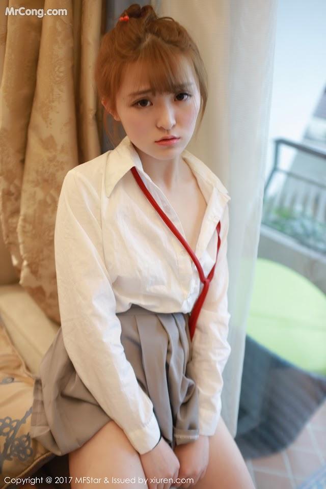 MFStar Vol.098: Người mẫu MoMo (伊小七) (47 ảnh) - Page 3 of 5