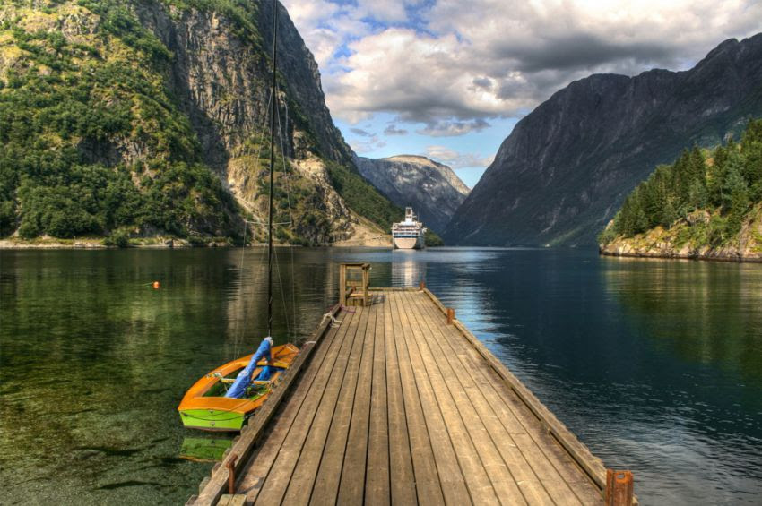 Norway - a fairyland of beauty of nature norway, attractions, travel