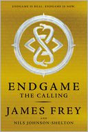 Endgame by James Frey: Book Cover