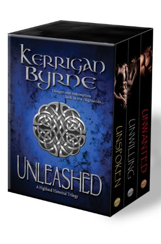 Unleashed (The First Highland Historical Trilogy) (The MacLauchlan Berserkers 1-3) by Kerrigan Byrne