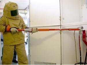 تصوير برقكار با تجهيزات ، مطابق استاندارد NFPA70