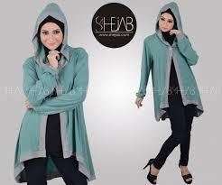 Fashion Style Baju Hijab Simple Modern Terkini 2015 - Hijab Traveller