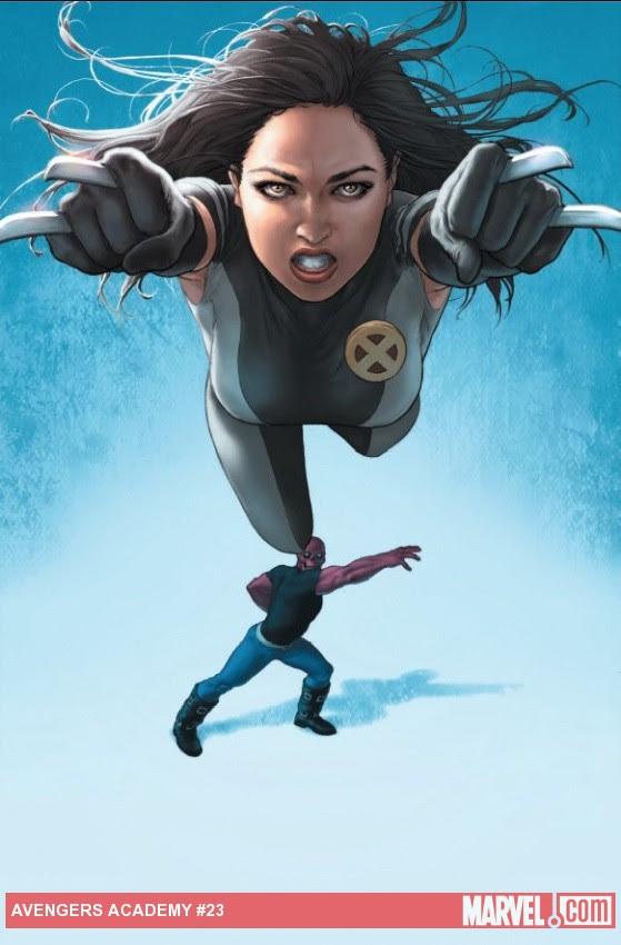 O futuro de Avengers Academy