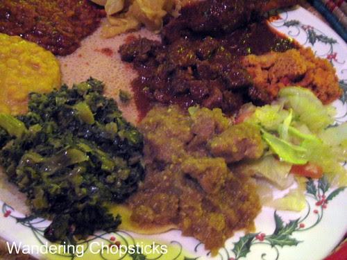 Messob Ethiopian Restaurant - Los Angeles (Little Ethiopia) 6
