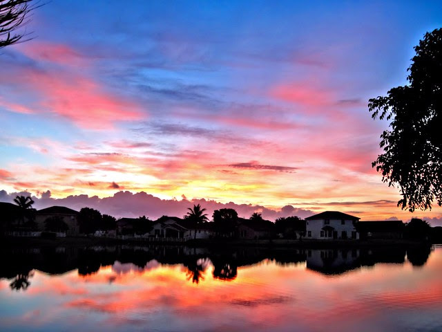 Sunrise HDR 20130531