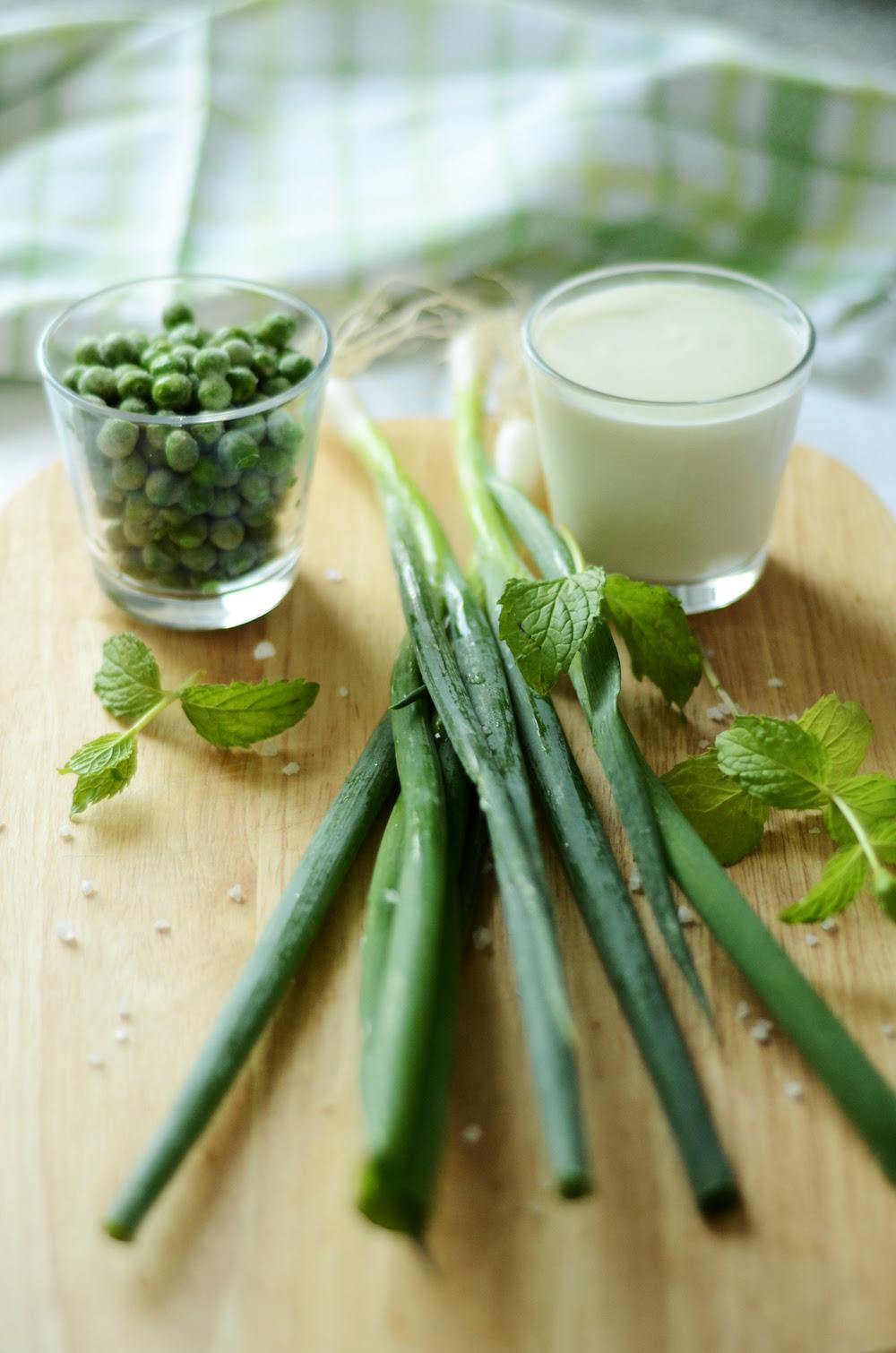 Erbsensuppe / Pea Soup