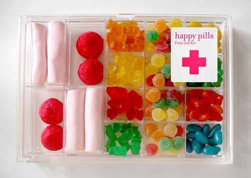 Happy Pills in architecture  Category