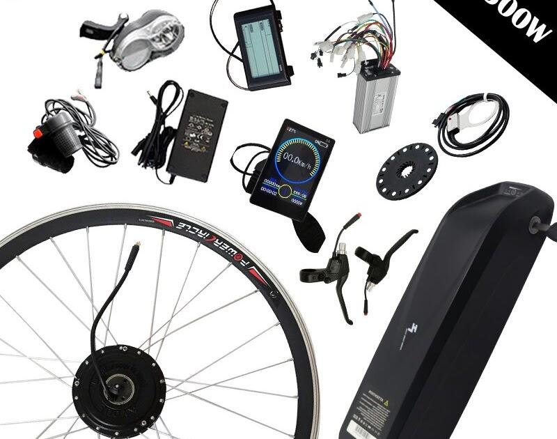 36V 21ah Samsung Cell Tiger Electric wheel kit battery Motor Ebike battery 1500W