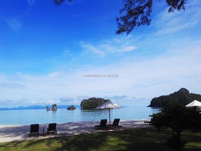 3H2M Melawat Tempat Menarik di Langkawi 2019 : Pantai Tanjung Rhu