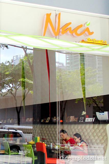 NACI Comfort Food Bonifacio Global City