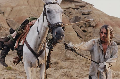 Why did it take so long to make Terry Gilliam's Don Quixote film?