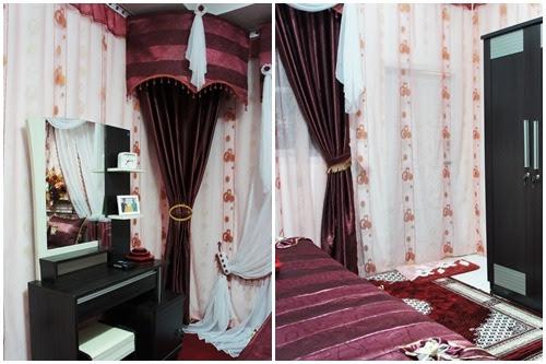 Not a Fairy Tale Kamar Pengantin 2 Dekorasi