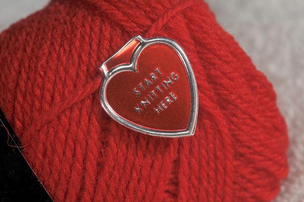 I heart Red Heart