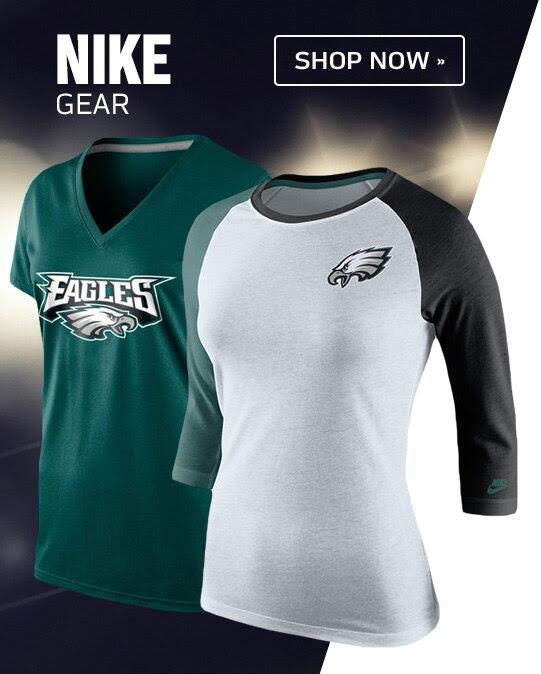 Philadelphia Eagles Womens Gear, Clothing, Merchandise  NFLShop.com