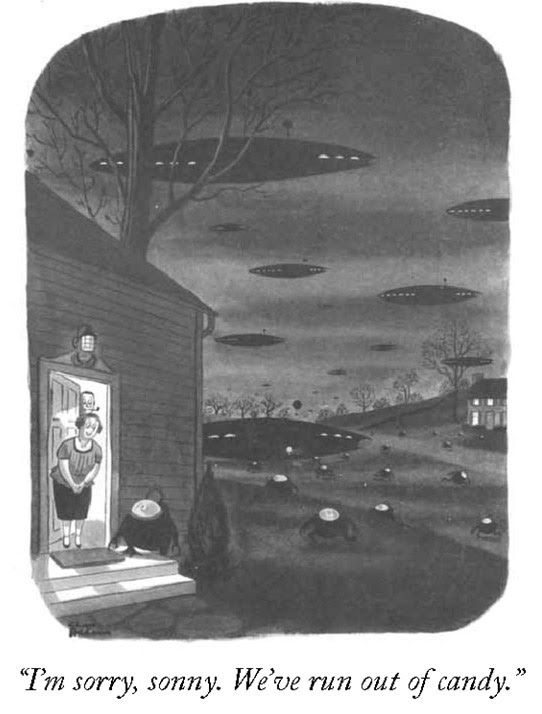 The Naked Gord Program: Some Chas. Addams (From the New