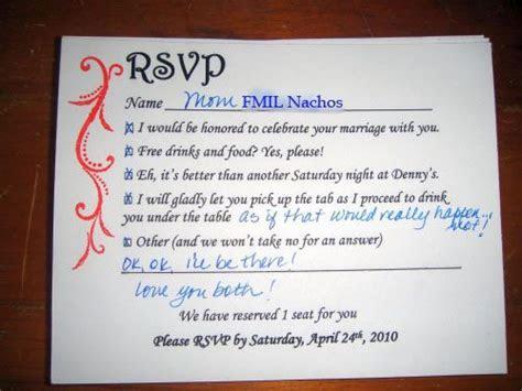 Fun RSVP Wording : wedding riviera maya rsvp stationery