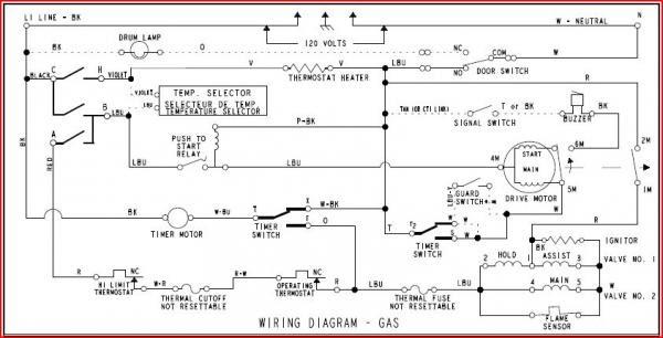 34 Whirlpool Duet Dryer Wiring Diagram