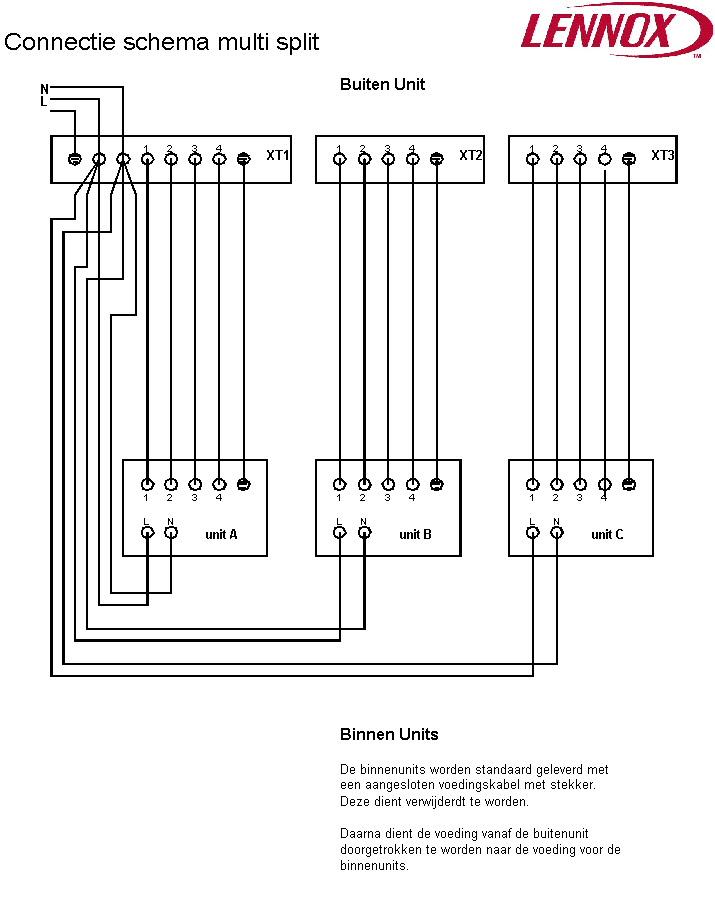 Lennox Wiring Diagram Pdf