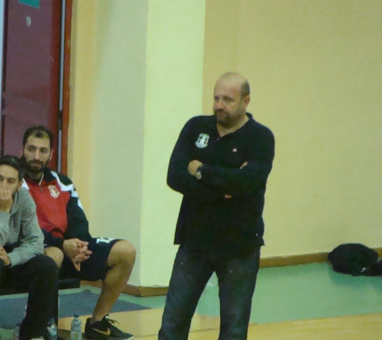 Ανδρέας Πολέμης : Στόχος το πρωτάθλημα