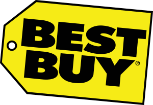 Logo of Best Buy, US-based retail chain
