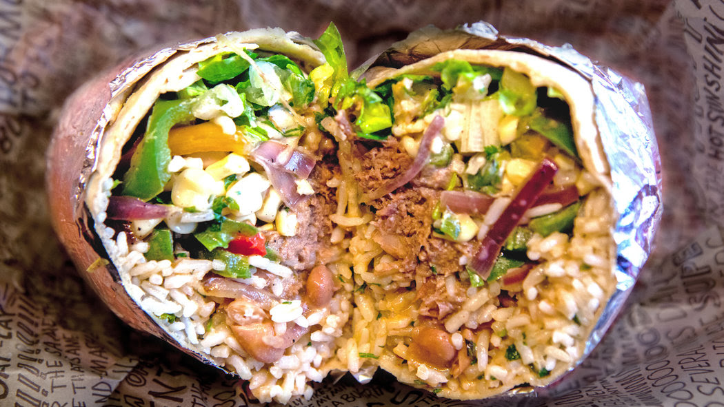 how much money in steak does chipotle make a day