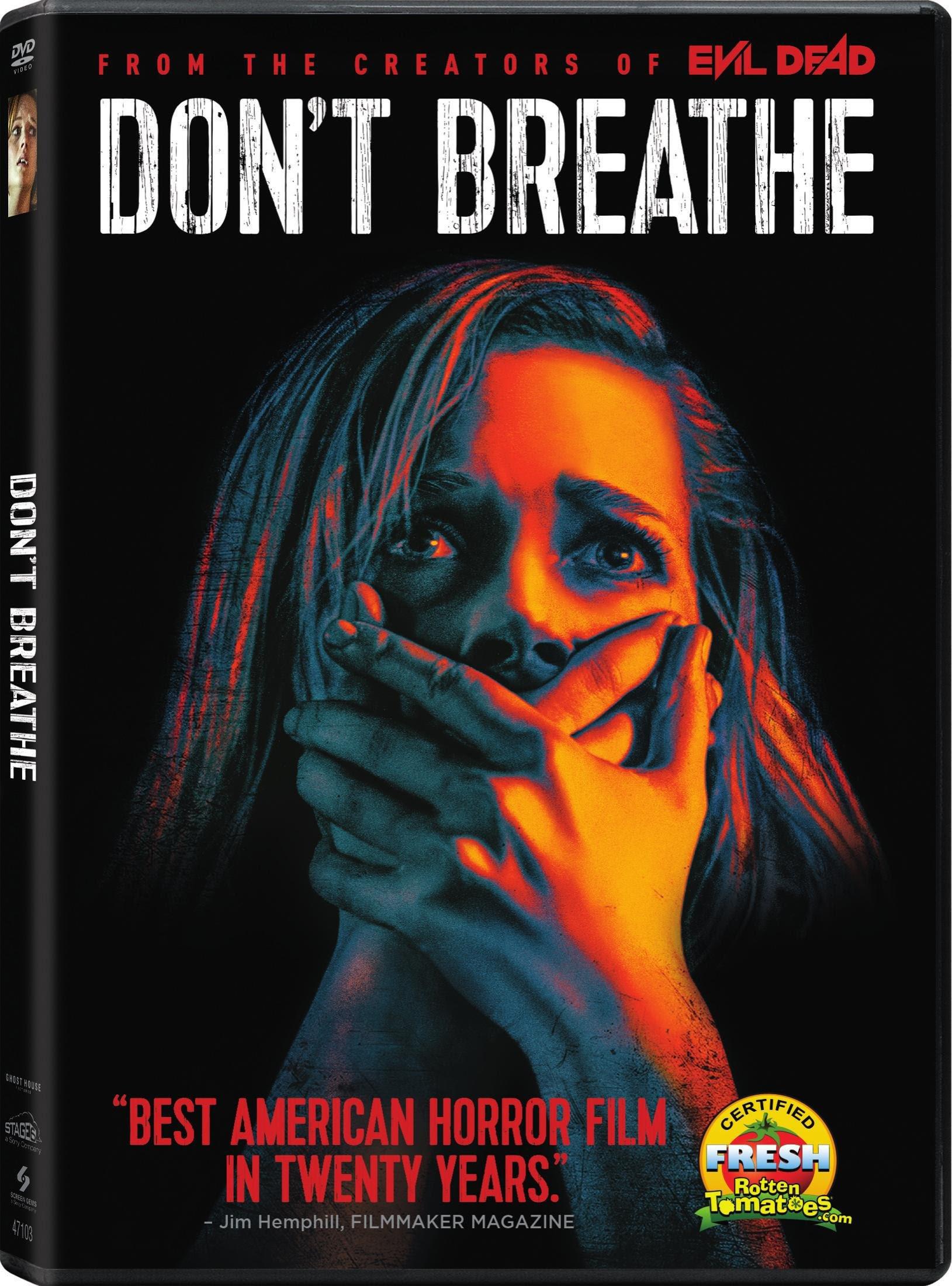 Don't Breathe DVD Release Date November 29, 2016