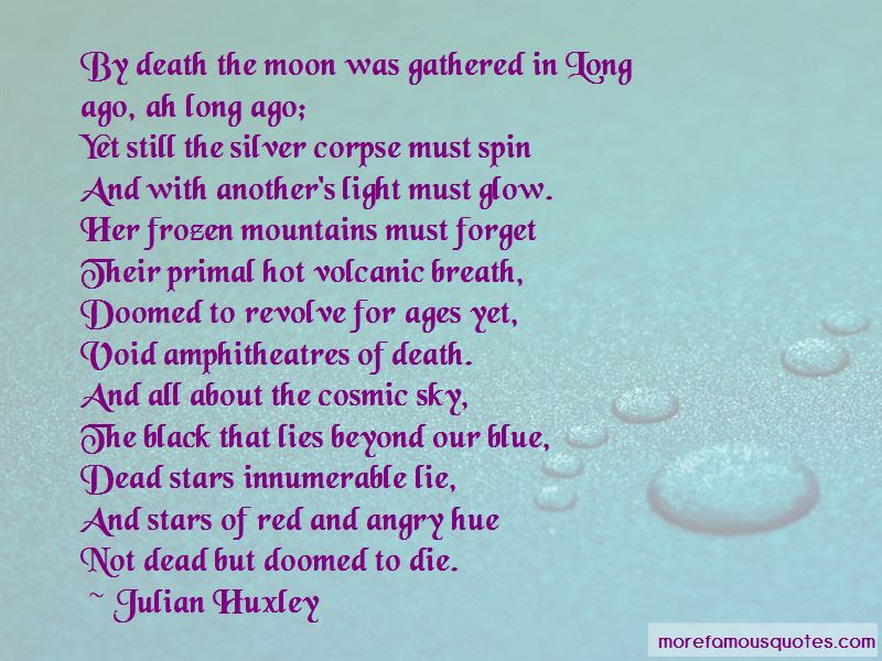 Quotes About Death And Stars In The Sky Top 27 Death And Stars In