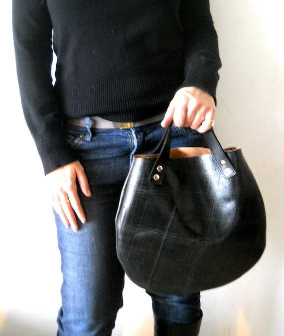 etsy leather purse