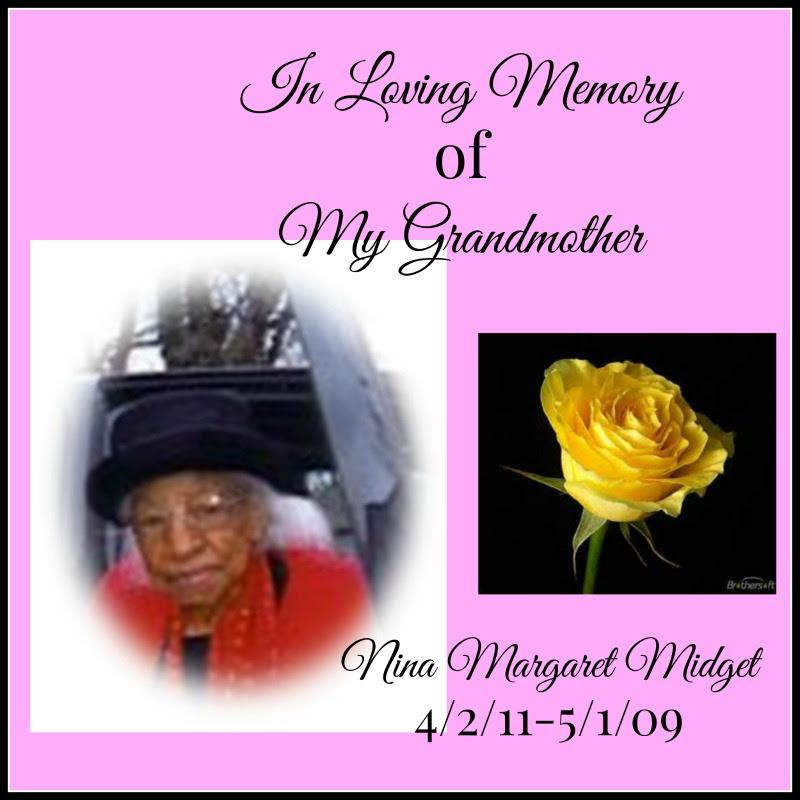 In Loving Memory Of My Grandmother Dedivahdeals