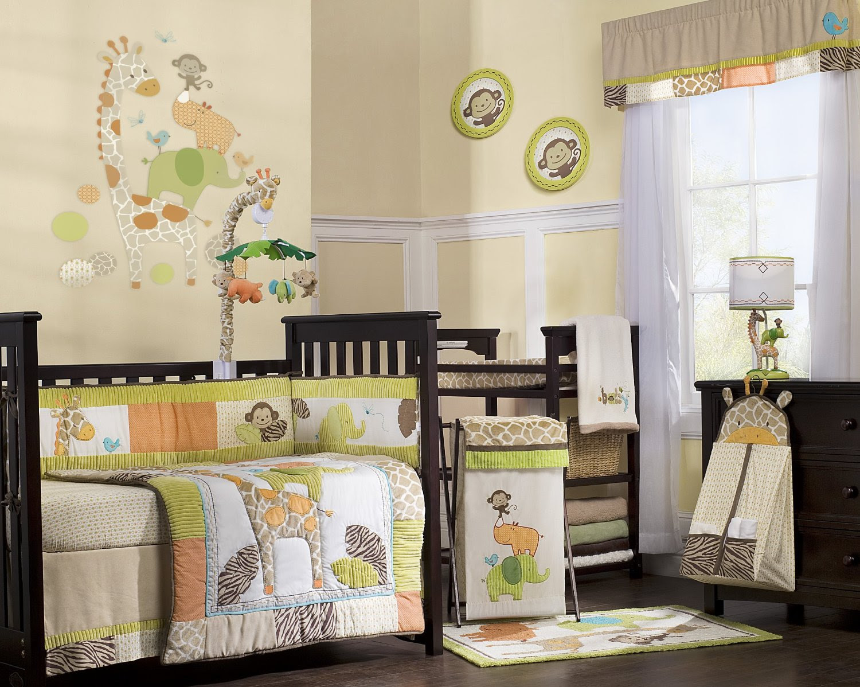 Safari Bedroom Decor Ideas - HomesFeed