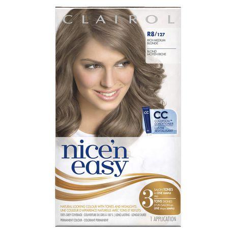 Clairol Nicen Easy Hair Colour, 1 Kit  Walmart.ca