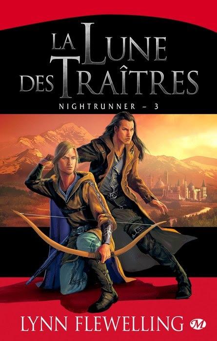 Couverture Nightrunner, tome 3 : La Lune des Traîtres