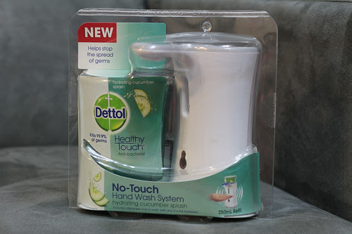 No-Touch Hand Wash System
