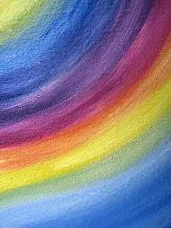 El arte de pintar pintura al leo mezcla de colores - Mezcla de colores para pintar ...