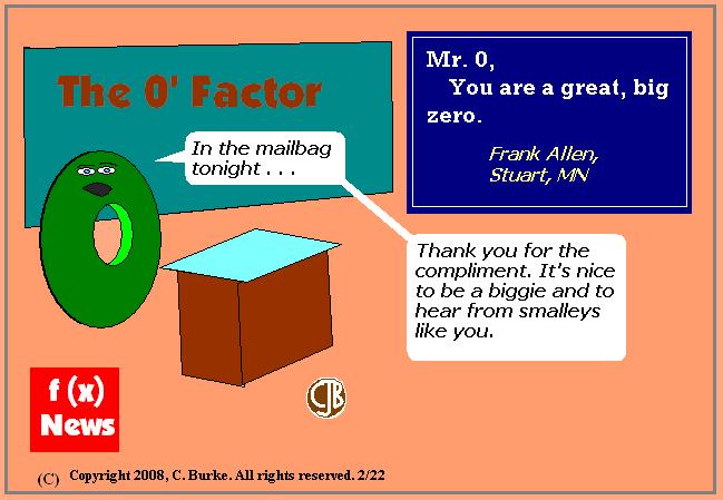 0'Factor, 04