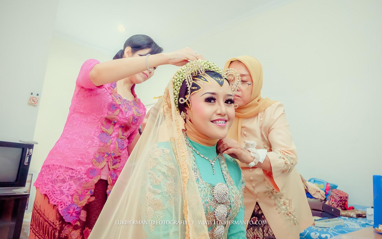 FILDZAH YUNAN WEDDING MUSLIM JAWA