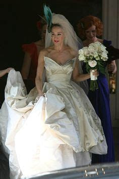 Carrie finally walks down the aisle, but is it happily