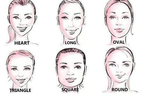 taglio di capelli per viso piccolo - 50 tagli di capelli in base alla forma del viso
