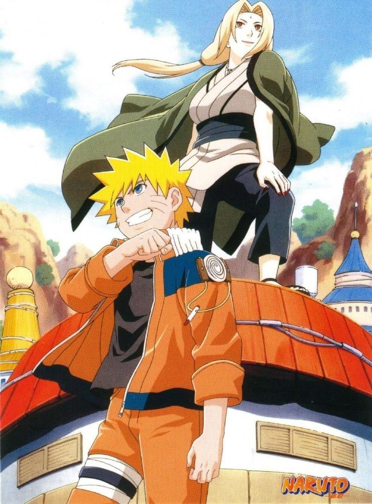 Tsunade And Naruto Naruto Photo 18814661 Fanpop Page 7