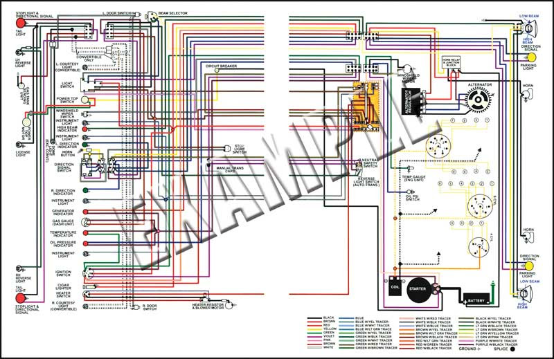 1956 Chevy Dash Wiring Diagram Box Wiring Diagram