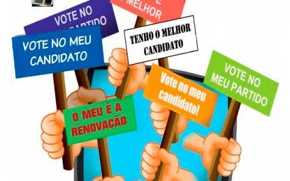 Resultado de imagem para cabos eleitorais