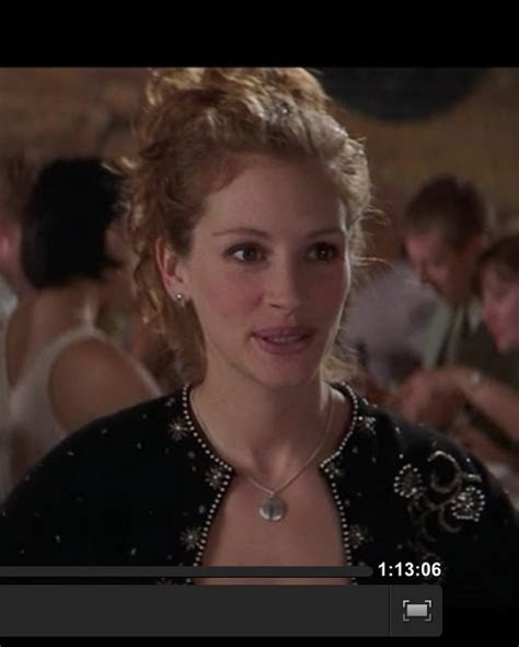 Manic Pixie Dream Ghost: Julia Roberts in My Best Friend's