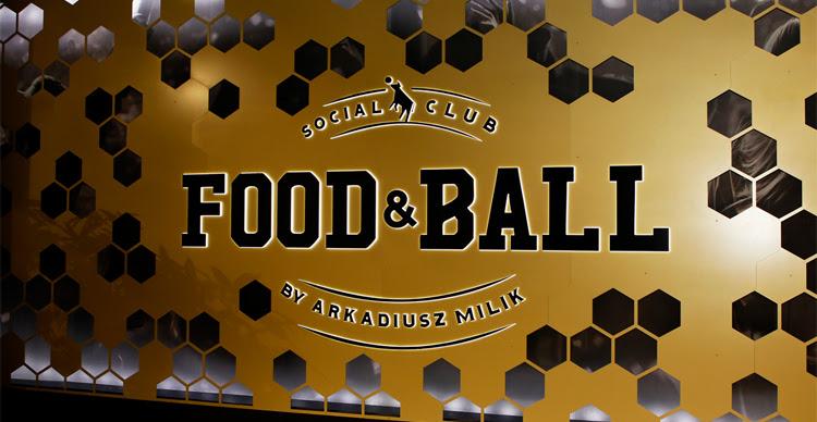Food Ball Dobre Jedzenie I Sportowe Emocje Z Arkadiuszem