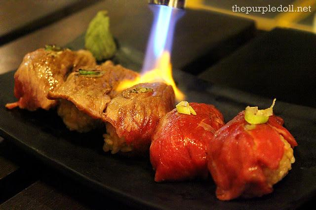 Starking Fire Sushi (P160)