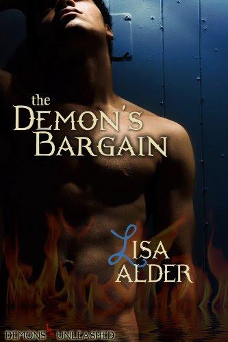 The Demon's Bargain (Demons Unleashed Erotic Novellas) by Lisa Alder