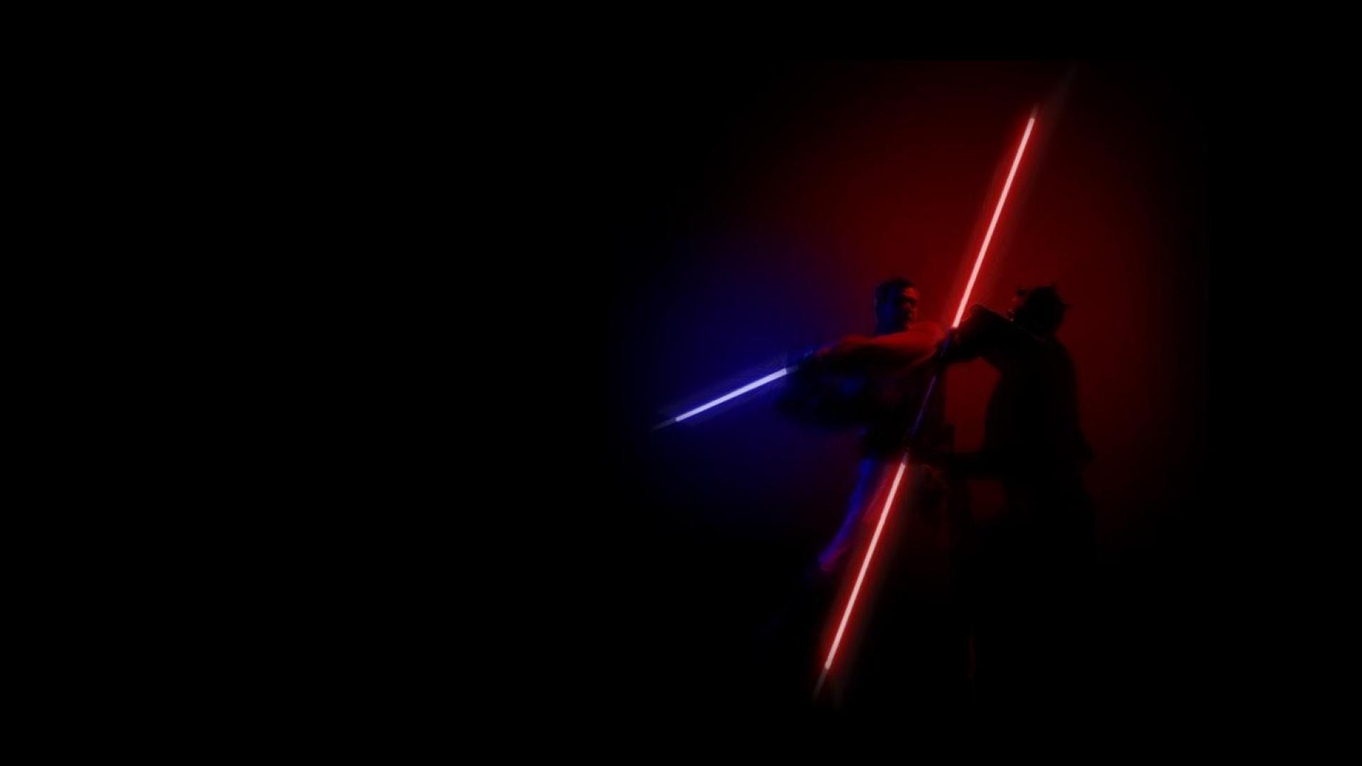 Star Wars Lightsaber Duel Wallpaper 64 Images