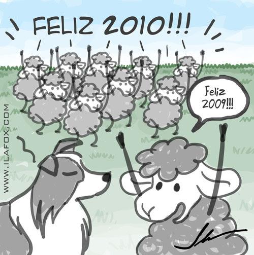 ovelhinho, a ovelha distraída, especial de fim de ano by ila fox