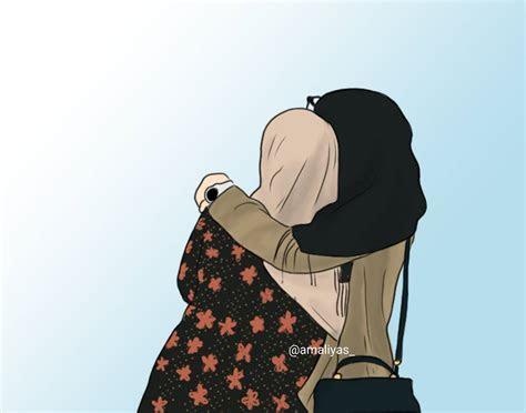 Download 74  Gambar Animasi Muslim Keren  Paling Baru
