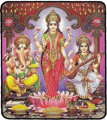 Myspace sarasvati laxmi ganesha saraswati
