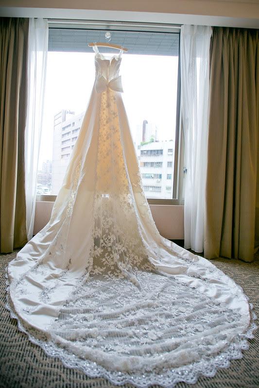 設計款婚紗